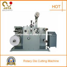 Découpeuse rotatoire automatique de matrice pour l'autocollant d'étiquette