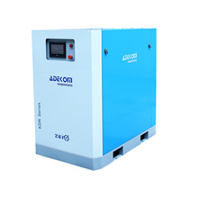 Laboratory Air-Cooled Oilless Rotary Scroll Air Compressor