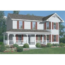 Casa prefabricada con alta calidad