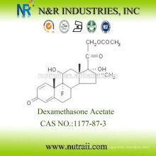 Proveedor confiable Dexamethasone Acetate 1177-87-3