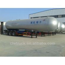 3axle lpg tank for sale 45cbm special tank semi trailer