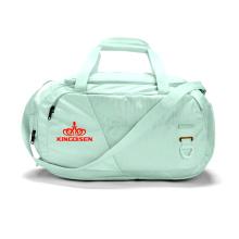 Disen Factory New Arrive Polyester Waterproof Women  Sport Gym Duffle Bag