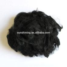 100% recicla la fibra de relleno de poliéster de almohada de relleno