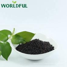 engrais à compost à libération lente acide humique enduit urée humate urée granulaire