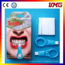 Kit de soins buccaux Kit de blanchiment des dents magiques