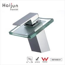 Haijun 2017 Hot Products Single Handle Deck Mounted Bathroom Basin Sink Faucet