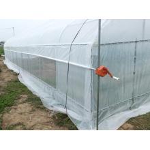 Invernadero comercial durable de gran tamaño de la película del PE para plantar