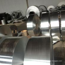 Bobina de aluminio, tira de aluminio para matrícula
