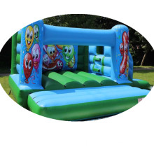 Professional supplier air bouncer inflatable trampoline