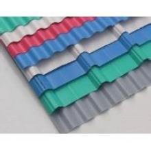 3003 Hoja ondulada de aluminio para el techo