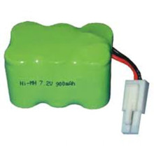 7.2v nimh rechargeable batteries pack