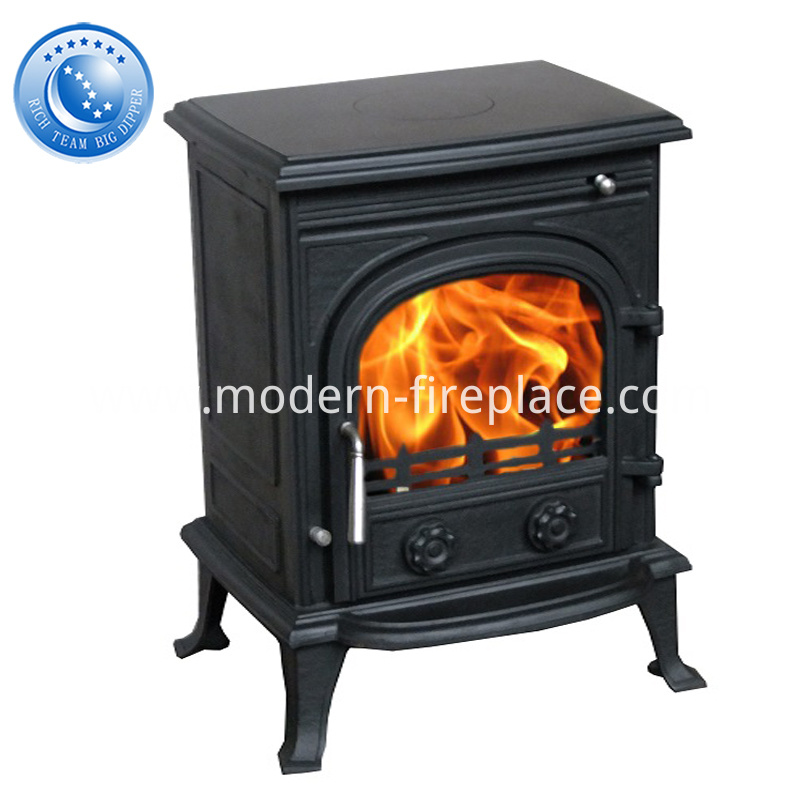 9KW Best Cast Iron Wood Burning Stoves