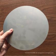 Hochwertiger Kaltgewalzter 304 Bright Surface Edelstahl-Kreis
