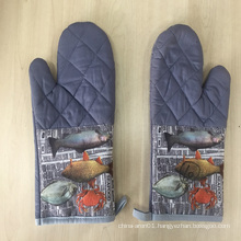 Newest Product High Quality BBQ Grills Pot Holder Mitten
