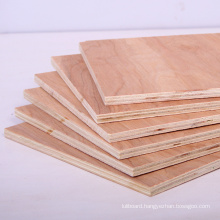 3-25mm Okoume Veneer Commercial Plywood