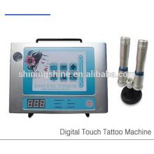 2016 digital permanente maquiagem tatuagem máquina caneta conjunto kit para sobrancelha e lábio e eyeline também para rosto com agulha e pigmento