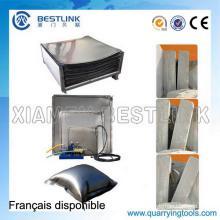 Hydro Bag de acero para extracción de piedra
