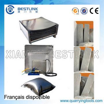 Water Steel Pushing Bag Manufacturer
