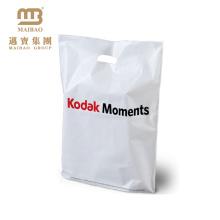 Nizza Farbdruck benutzerdefinierte Logo Regenschirm Halter Plastiktüten China-Fabrik