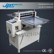 Jps-360X + Y Micrcocomputer Trancheuse en mousse de caoutchouc silicone