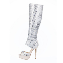 New Collection Chaussures à talons hauts avec diamants (HS17-074)