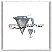 U011 Stainless Steel Sirup Funnel