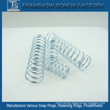Wire Compression Galvanized 65mn Steel Springs