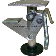 "4"" 5"" 6"" 8"" Floor Lock for Hand Trolley Casters"
