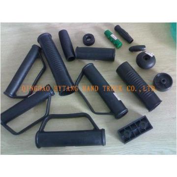 empuñadura de plástico para la rueda de la carretilla, carretilla de la mano, carro de mano