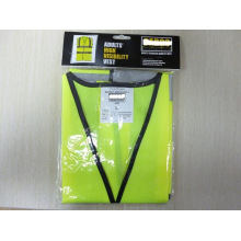 Reflective Safety Vest with Headercard Package
