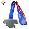 Custom zinc alloy metal antique big bodybuilding sports medal