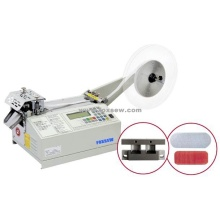 Automatic Hook & Loop Tape Round Cutter