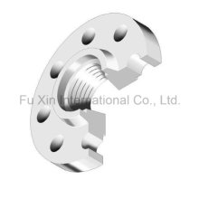 BS4504 Pn6 113 Threaded Flange