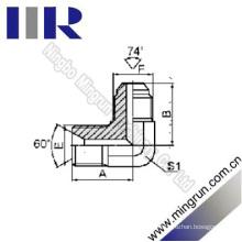 90 Elbow Bsp Male /Jic Male Hydraulic Tube Fitting (1BJ9)