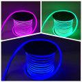 Luz flexível da corda do néon do diodo emissor de luz do RGB flexível