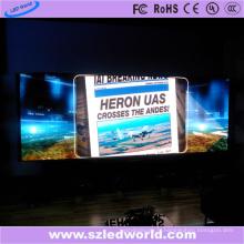 Écran d'intérieur d'affichage à LED de lancement du petit pixel P 2.5 HD