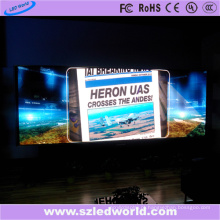 P 2.5 Tela de Display LED de Pitch HD Pequeno Pixel HD