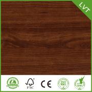PVC Vinyl Floor Planks With Fiberglass