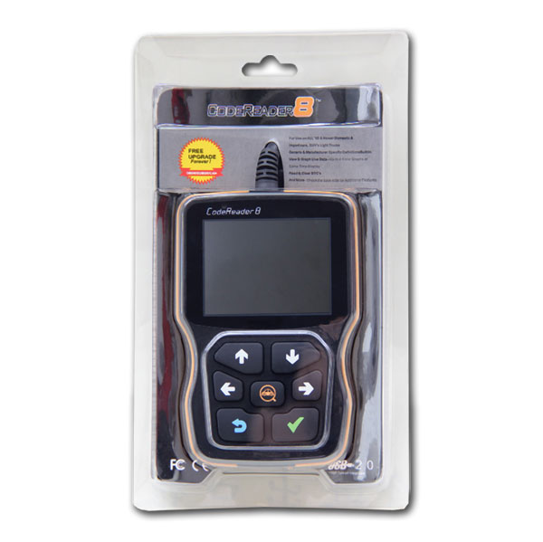 الإصدار الجديد Codereader8 CR800 أوبد OBDII كانبوس الماسح