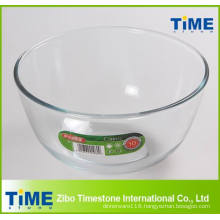 High Borosilicate Glass Bowl