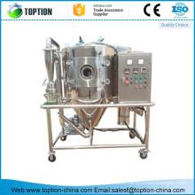 Equipo de secado por pulverización de spray secador de spray 50l por hora