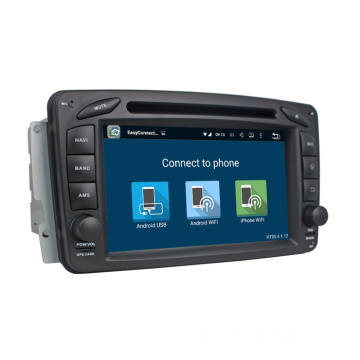 BENZ W163 ANDROID BIL DVD SPELARE