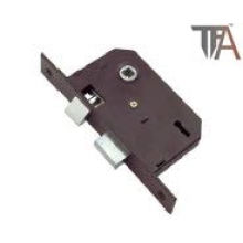 Two Levels Iron Door Lock Body with Keys