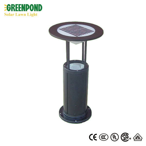 Solar Lawn Light for Garden and Park Lighting