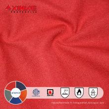 anti-feu ignifuge de tissu d'aramid pour la combinaison d'industrie de pétrole et de gaz