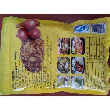 Chalota aceitosa / Chuleta frita crujiente