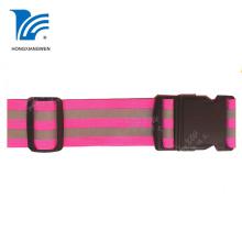 Cinturón de cintura reflectante de seguridad personalizado para correr