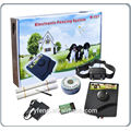 Waterproof collar electric dog fence with 300m wire