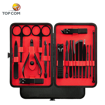 Christmas gift children carbon steel manicure set