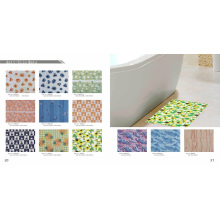 Rouleau de tapis de sol antidérapant en PVC